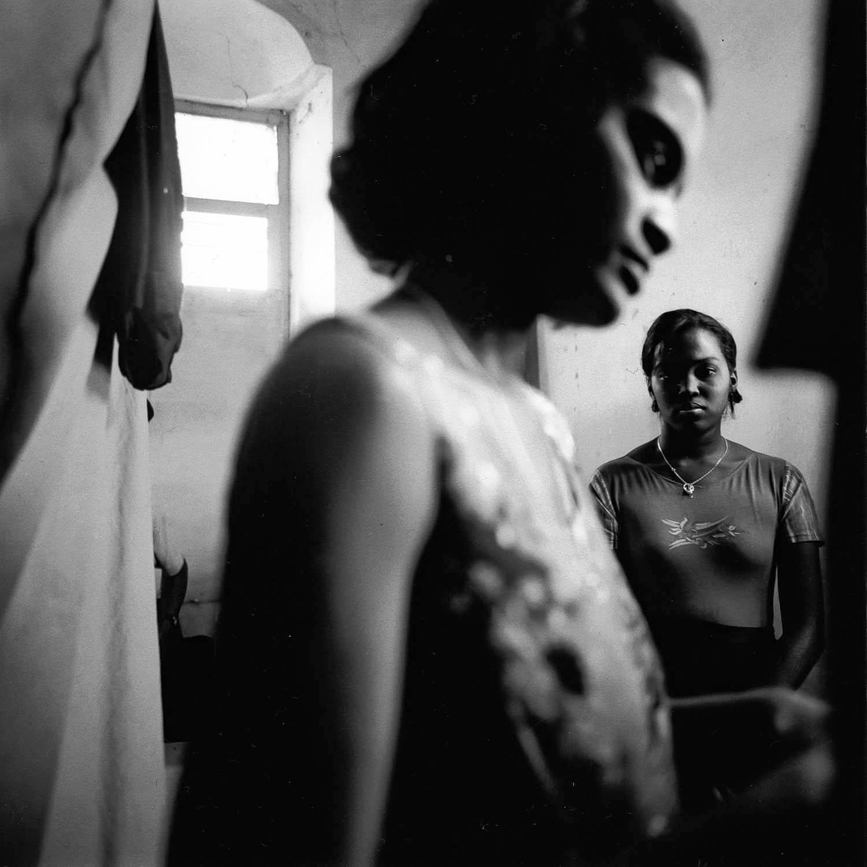 Attente, La Havane, Cuba 1999