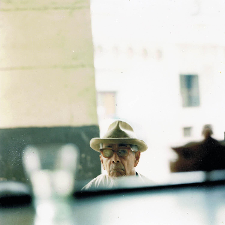 Portrait au bar de La Havane, Cuba 1999