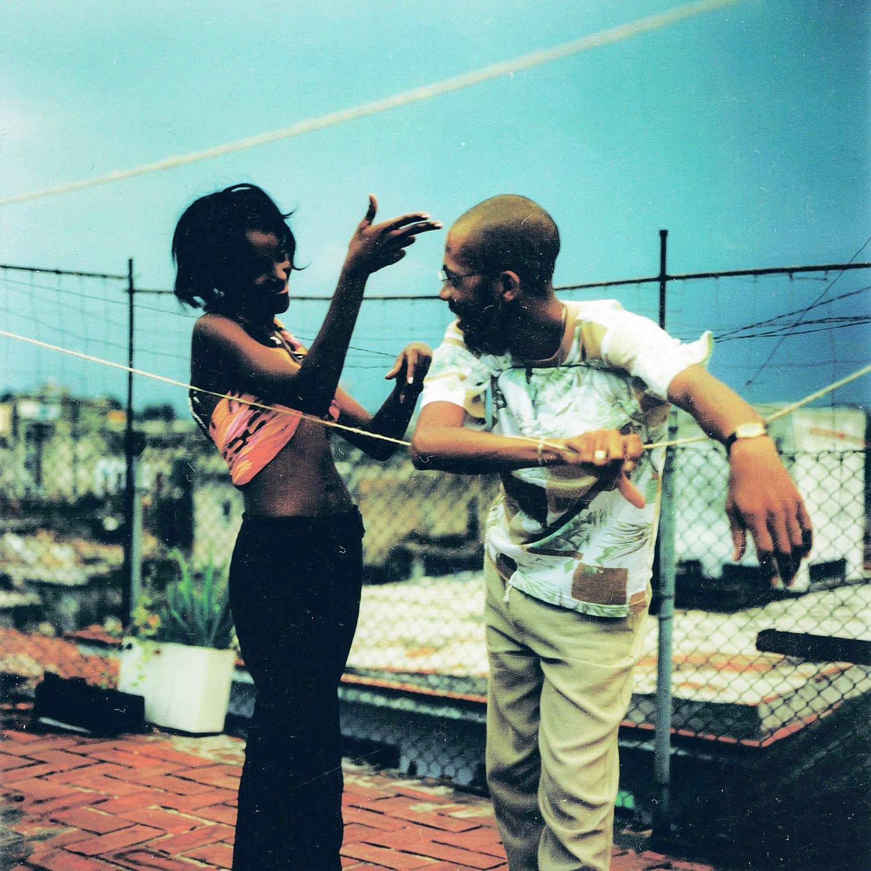 Portrait sur les toits, La Havane, Cuba 1999