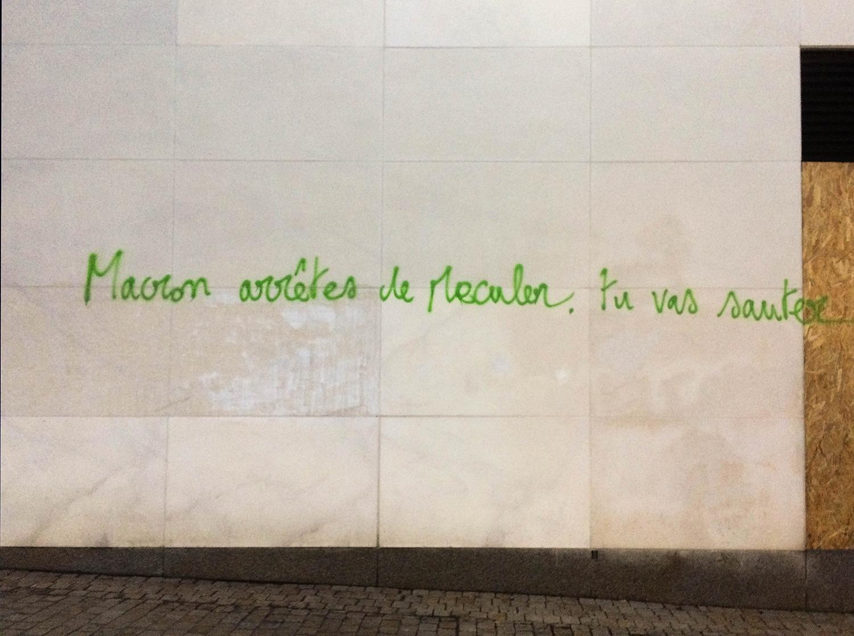 Slogans Gilets Jaunes