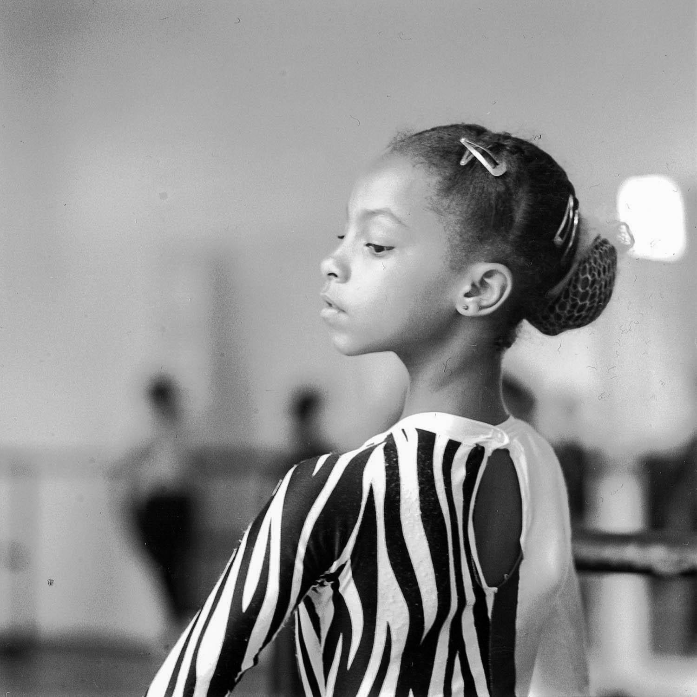 Danseuse de Prodanza, La Havane, Cuba1999