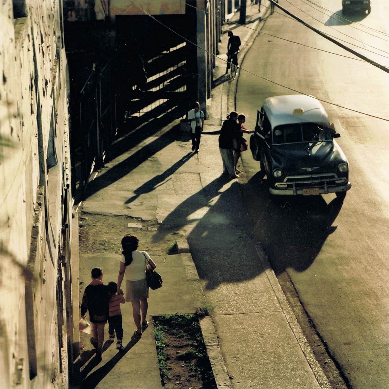 Taxi particular, La Havane, Cuba 1999